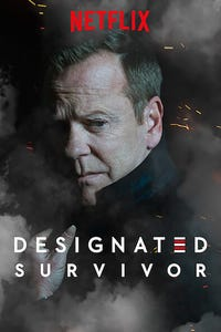 Designated Survivor as Lyor Boone