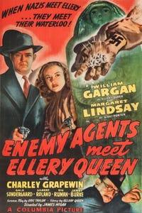 Enemy Agents Meet Ellery Queen as Ellery Queen