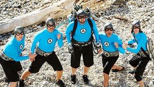 First Look: The Hub's The Aquabats! Super Show Returns For Season 2