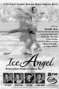 Ice Angel as Coach Parker