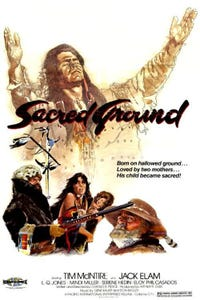 Sacred Ground as Lum Witcher