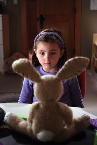 Rhiannon Leigh Wryn as Little Simone