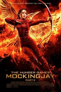 The Hunger Games: Mockingjay, Part 2 as Katniss Everdeen