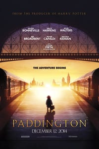 Paddington as Paddington Bear