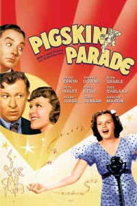 Pigskin Parade as Sairy Dodd