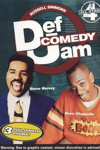 Def Comedy Jam, Vol. 4