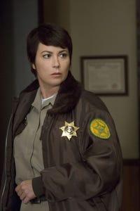 Kim Rhodes as Carey Martin