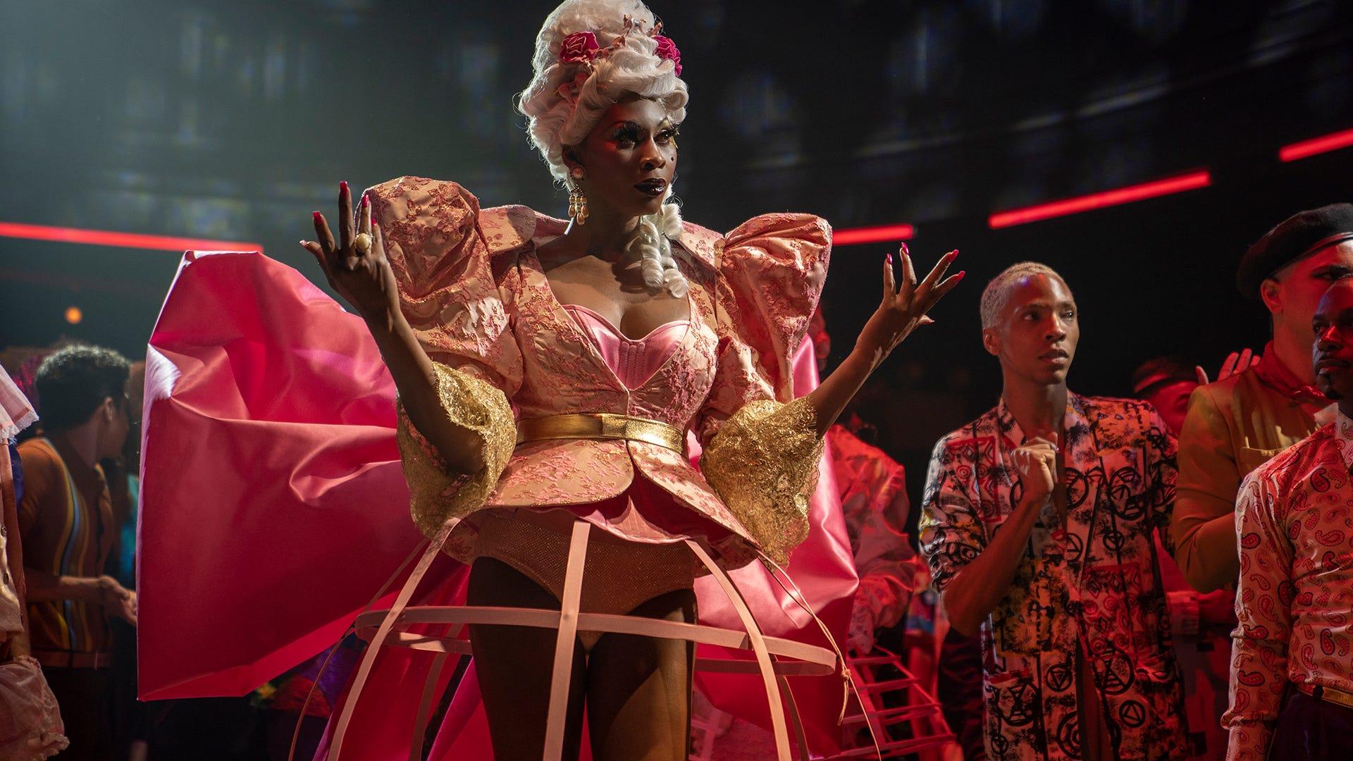 Dominique Jackson as Elektra, Pose