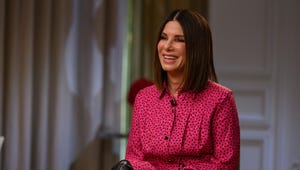 Sandra Bullock Is Making a Show About Her '80s College Days