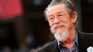 Actor John Hurt Dies at 77