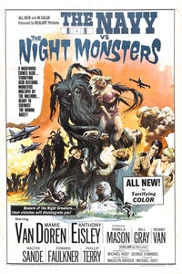 The Navy vs. the Night Monsters as Nora Hall
