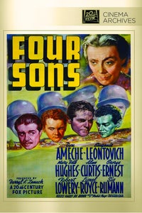 Four Sons as Hinckerman