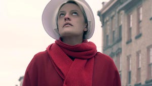 The Handmaid's Tale's Elisabeth Moss Previews June and Serena's Tentative Alliance in Season 3