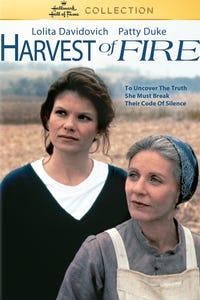 Harvest of Fire as Sarah Troyer