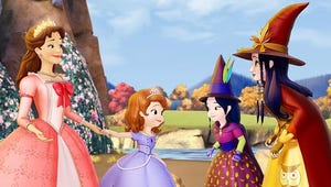 Exclusive Video: Tracey Ullman Helps Sofia the First Celebrate Mother's Day
