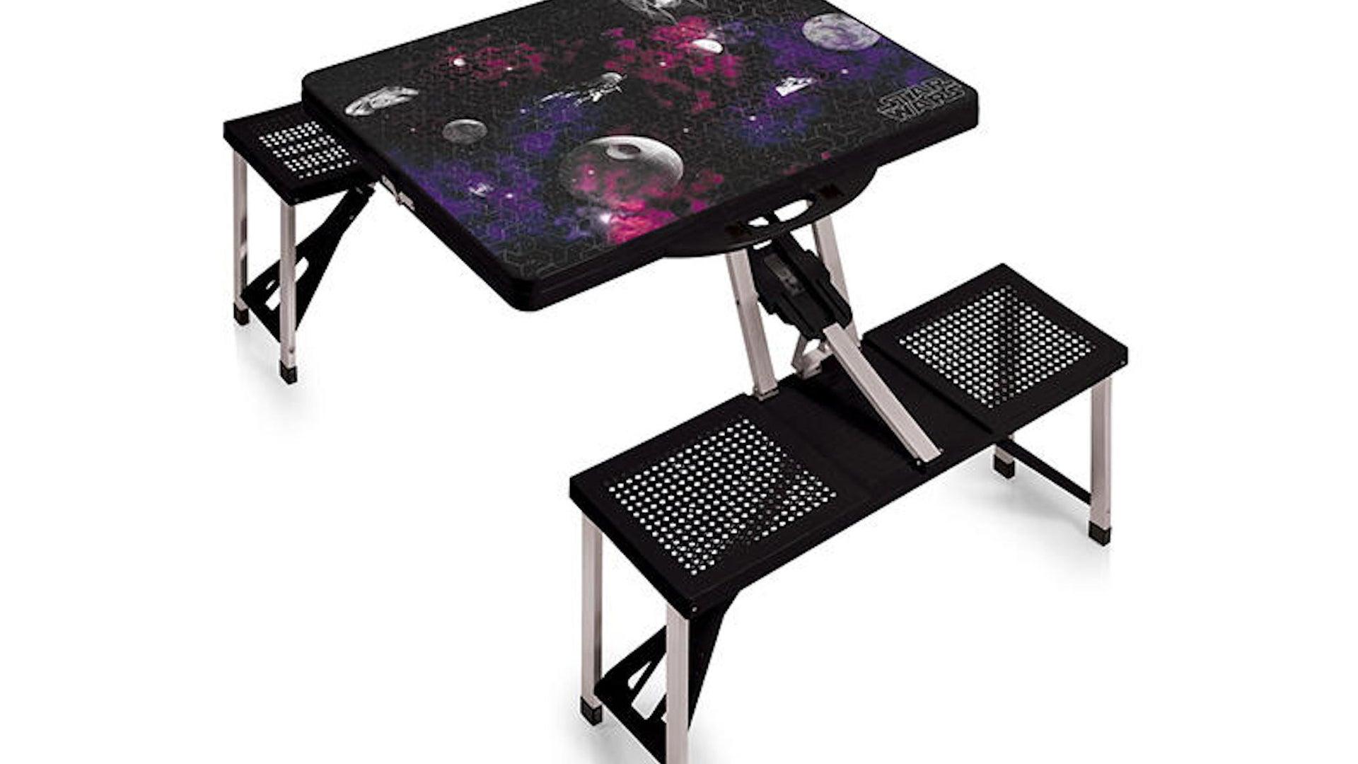 Star Wars folding table