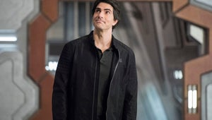 DC's Legends of Tomorrow's Brandon Routh Opens Up About Ray and Nora's 'Forced' Exits