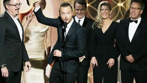 Breaking Bad, American Hustle Top Golden Globe Awards