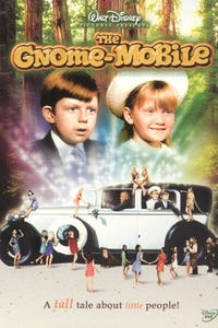 The Gnome-Mobile as D.J. Mulrooney / Knobby