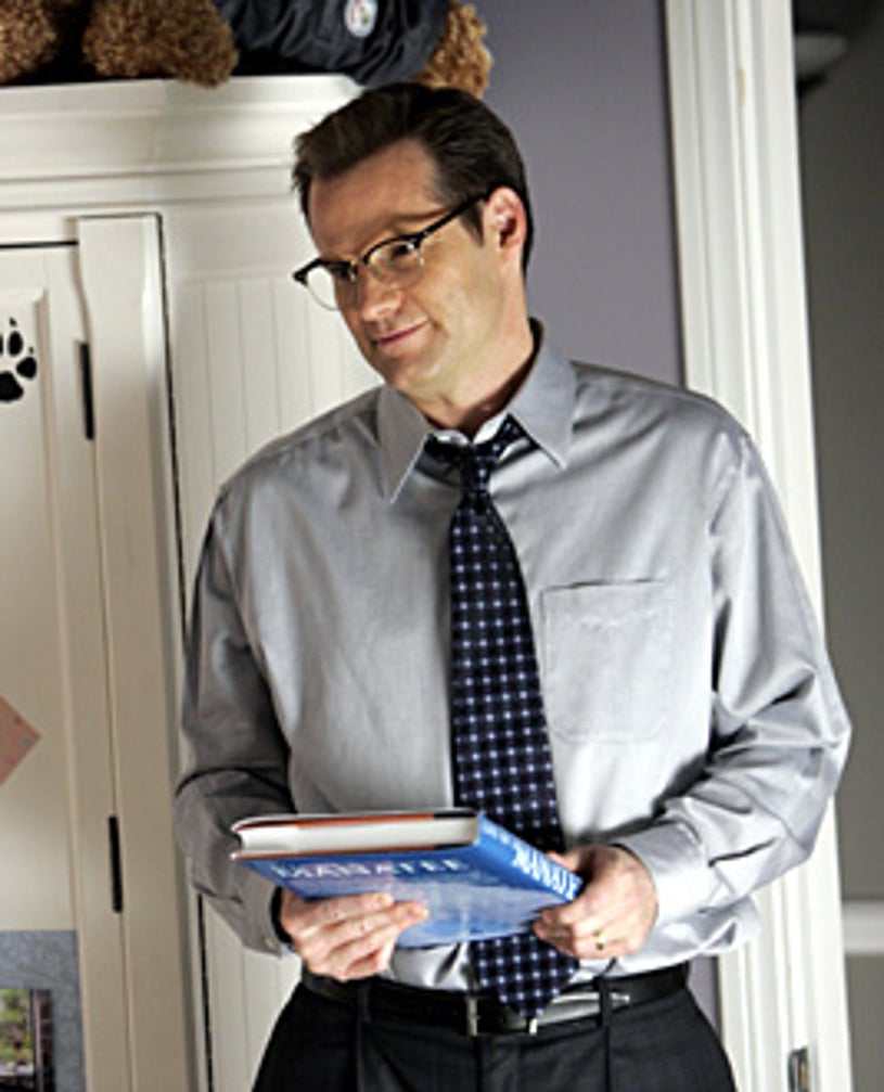 """Heroes - """"The Fix"""" - Jack Coleman as H.R.G."""
