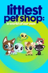 Littlest Pet Shop as Pepper Clark/Clarissa