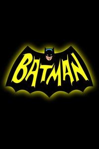 Batman as Himself