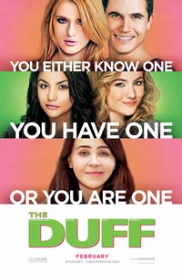 The DUFF as Wesley