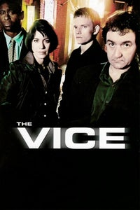 The Vice as D.I. Joe Robinson