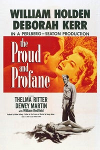 The Proud and Profane as Chaplain Holmes