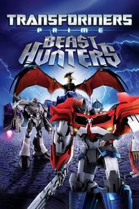 Transformers Prime as Jack Darby