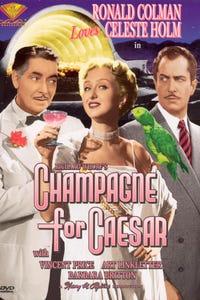 Champagne for Caesar as Burnbridge Waters