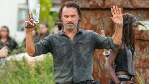 The Walking Dead Crew Previews Season 8, Rick's Final Scene at PaleyFest