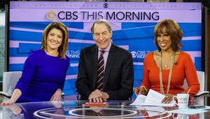 """Gayle King on CBS This Morning: Charlie Rose """"Does Not Get a Pass Here"""""""