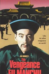 The Vengeance of Fu Manchu as Dr. Fu Manchu