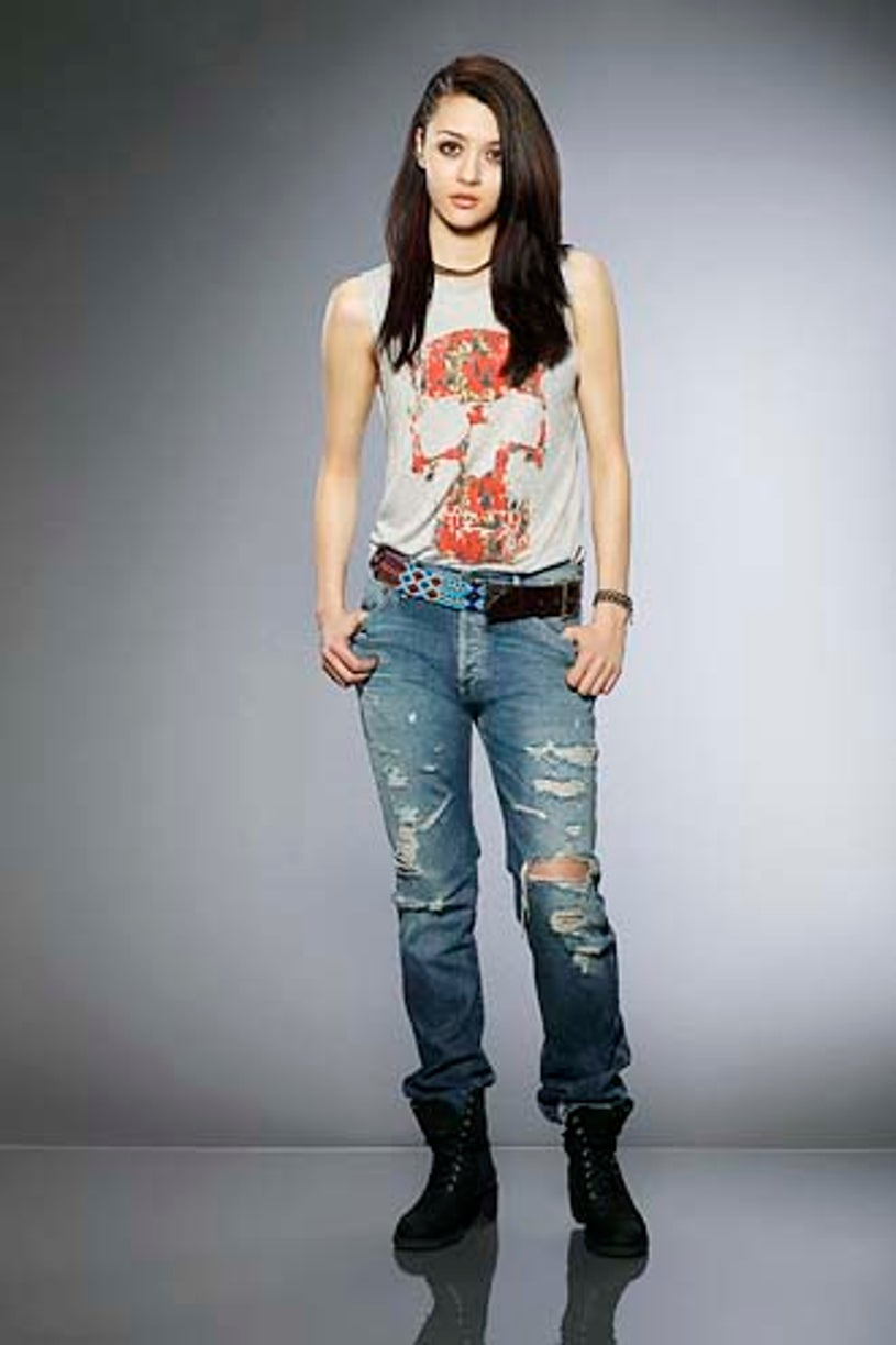 How to Get Away with Murder - Season 1  - Katie Findlay as Rebecca