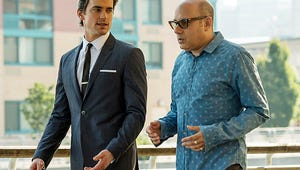 Exclusive White Collar Sneak Peek: Mozzie Tries to Become a New Man --- with Hair!
