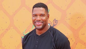 """Michael Strahan on Schism with Kelly Ripa: """"I Don't Know What Happened at the End"""""""