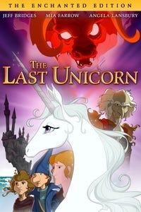 The Last Unicorn as Butterfly