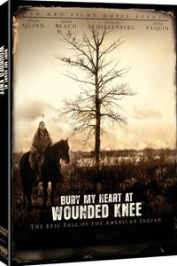 Bury My Heart at Wounded Knee as Rev. Woods