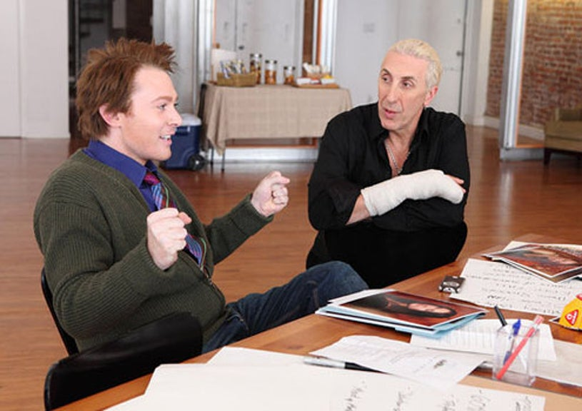 """The Celebrity Apprentice - Season 12 - """"I'm Going To Mop The Floor With You"""" - Clay Aiken and Dee Snider"""