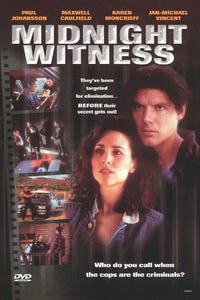 Midnight Witness as Patterson