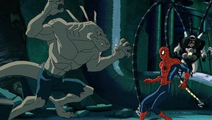 Disney XD's Ultimate Spider-Man Swing Back Into Action in 2013