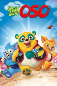 Special Agent Oso as Buffo