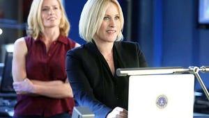 Patricia Arquette Visits CSI for Possible Cybercrimes Spinoff