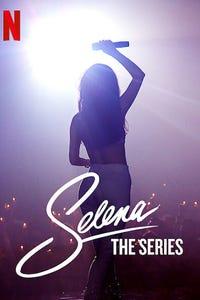 Selena: The Series as Selena Quintanilla