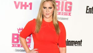 """Amy Schumer Strips Down for """"Disgusting, Flawless"""" Annie Leibovitz Photo"""