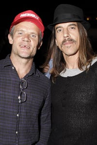The Red Hot Chili Peppers as Themselves
