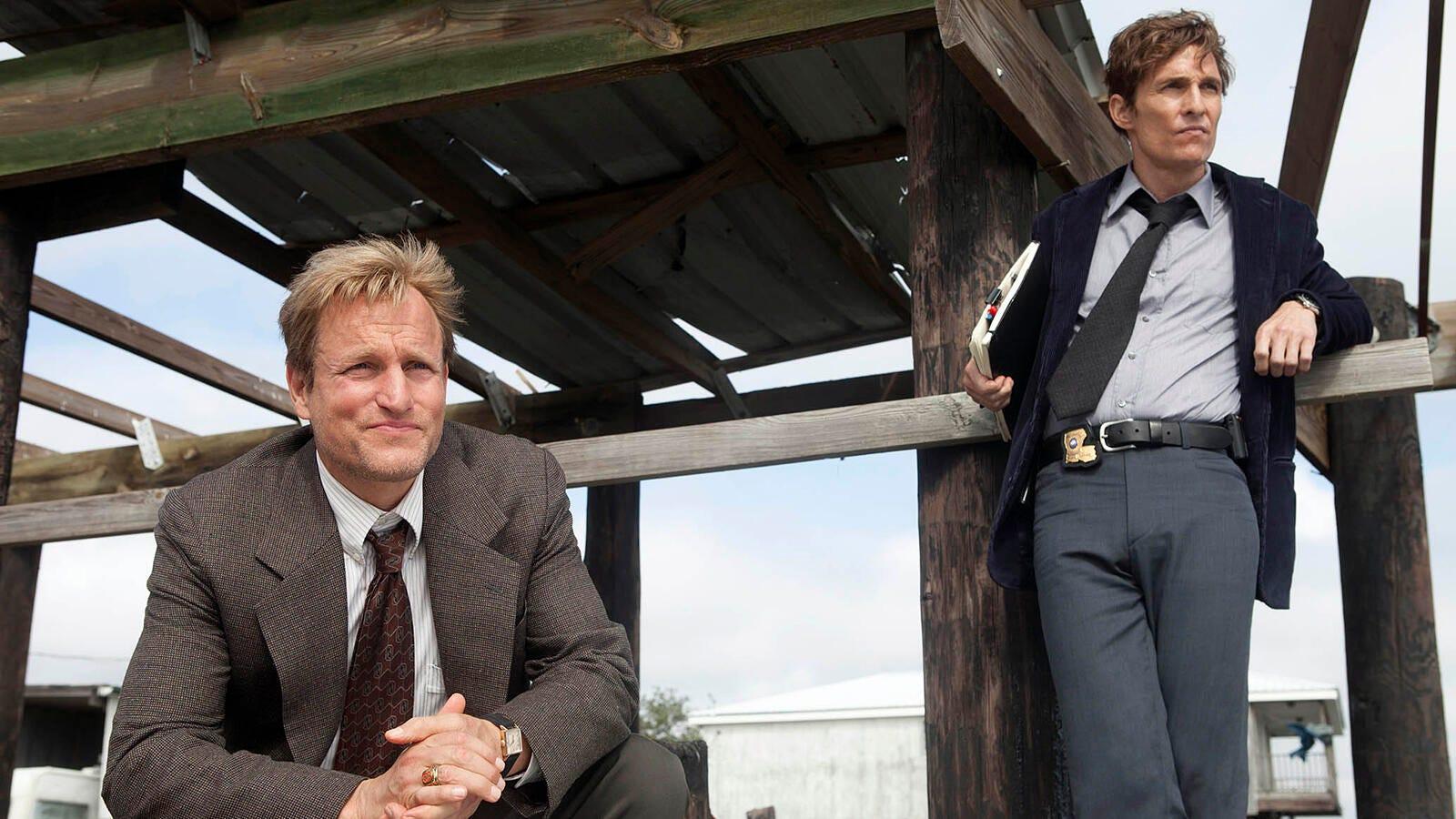Woody Harrelson, Matthew McConaughey, True Detective