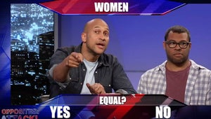 Watch Key and Peele Debate the Merits of Murder, Gender Equality and Slavery on No, You Shut Up!