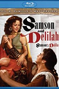 Samson and Delilah as Fat Philistine Merchant